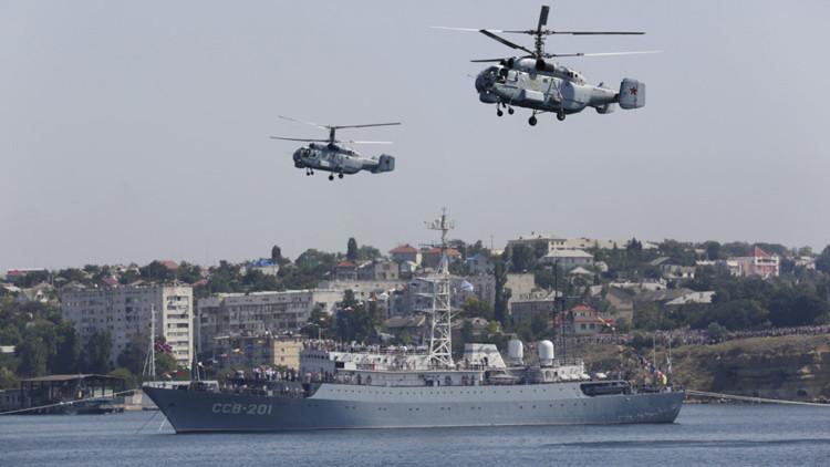 Rusia toca alarma repentina en su Flota del Mar Negro