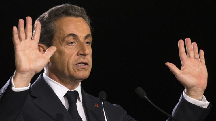 """Sarkozy: """"El destino de Rusia es ser una gran potencia mundial"""""""
