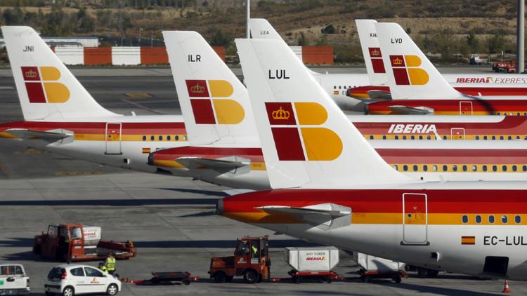 """Un piloto de Iberia al llegar a Tel Aviv: """"Aterrizamos en Palestina"""""""