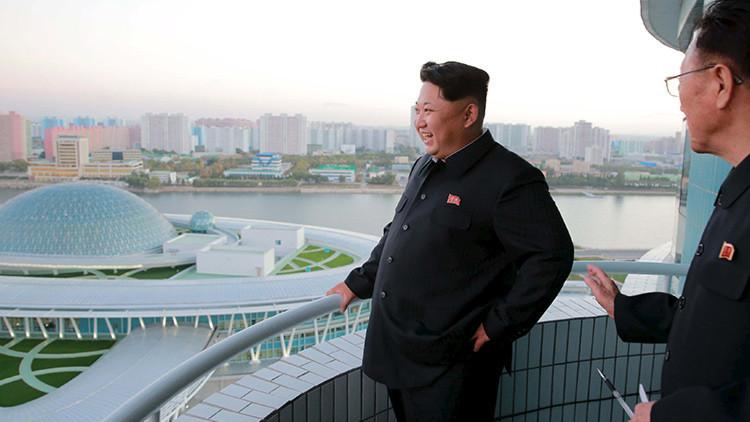 Fotos: Kim Jong-un inaugura un impresionante centro norcoreano de ciencia y tecnología