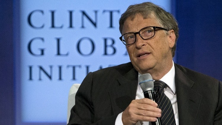 Bill Gates revela cómo salvar a la humanidad del desastre global
