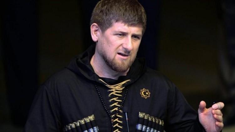 """Líder checheno: """"Antes del operativo ruso nadie luchaba contra el Estado Islámico"""""""