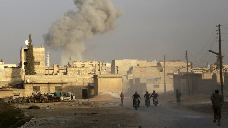Rusia afirma haber matado a los 28 líderes terroristas más peligrosos de Siria