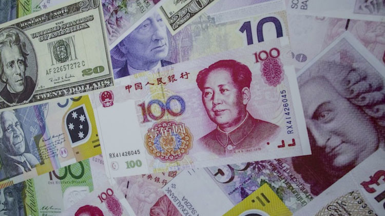 Yuan, la moneda nacional china