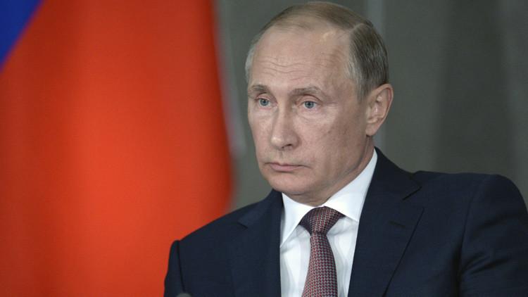 Putin decreta un día de luto por la muerte de 224 ciudadanos rusos en el avión accidentado en Egipto