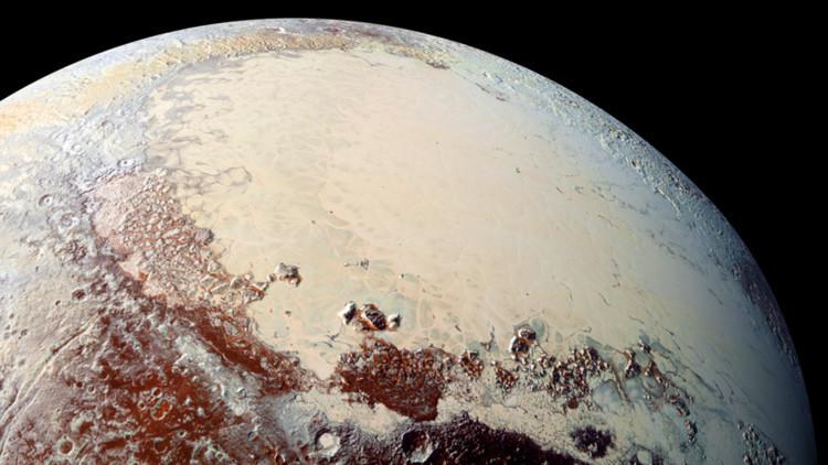 Los 10 descubrimientos más inesperados de Plutón