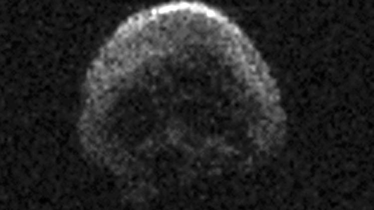Video: Un gran asteroide se acerca a la Tierra en pleno Halloween