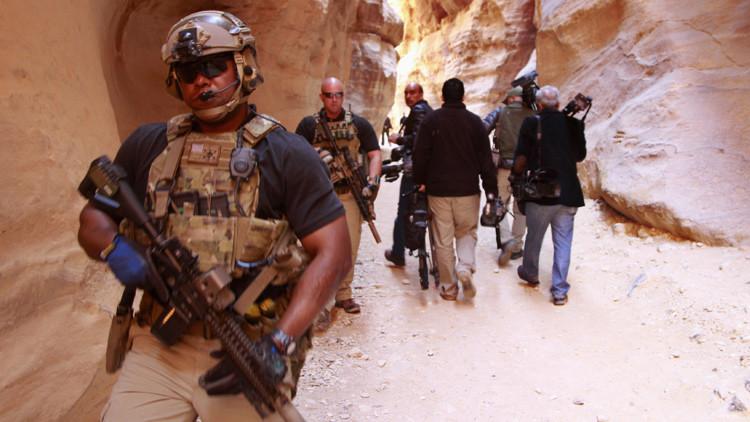 Así es el equipo de élite de operaciones especiales del Servicio Secreto que protege a Obama