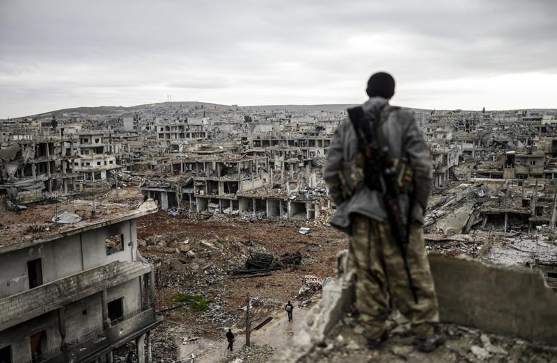 """Musa el francotirador: 'Imperador' de Kobani que """"se metió en la cabeza"""" del Estado Islámico"""