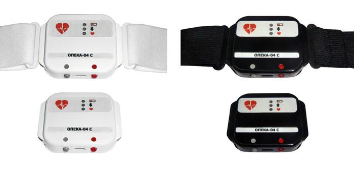 Radiopulsera para monitorear la salud