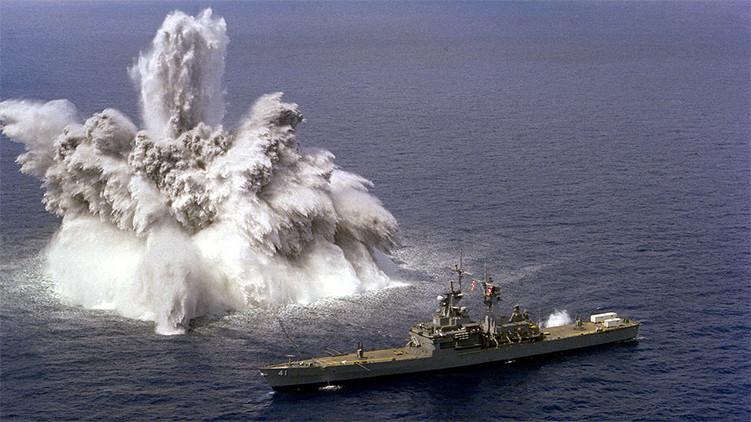 Cruceros estadounidenses de propulsión nuclear clase Virginia