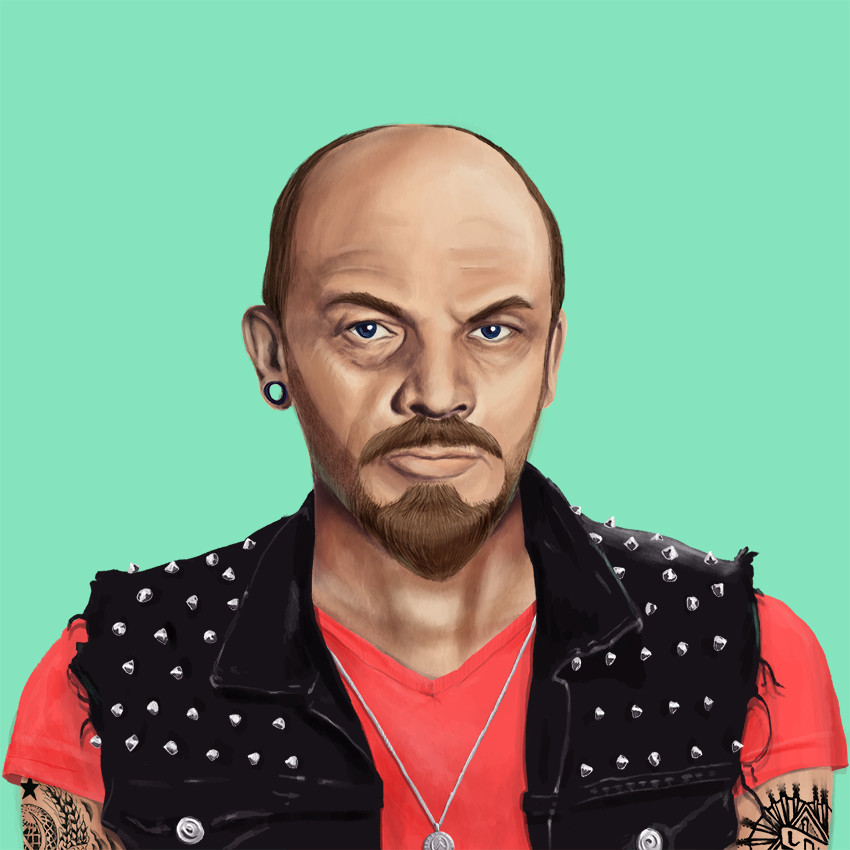 Vladímir Lenin