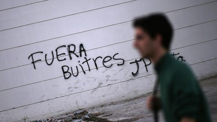 Argentina y los fondos buitre