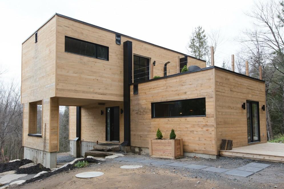 La casa de Claudie Dubreuil