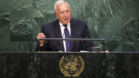 España ante la ONU: