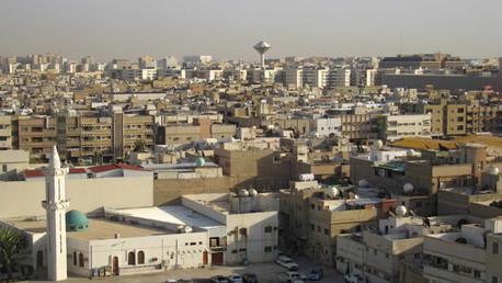 Vista de Riad, capital de Arabia Saudita