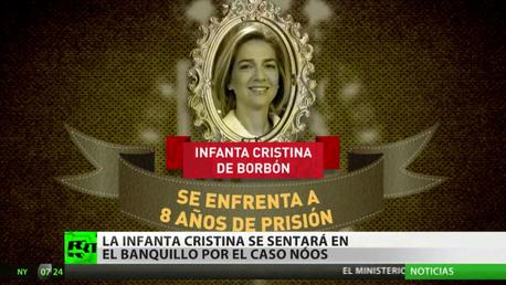 """Abogada: """"Las instituciones españolas se han activado para salvar a la infanta Cristina"""""""