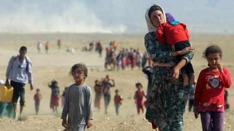 """""""El Estado Islámico viola a las niñas de 8 años, mientras el mundo está de brazos cruzados"""""""