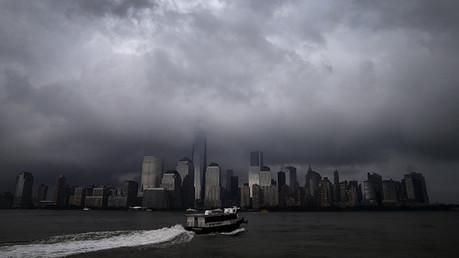 Vista de Manhattan desde Nueva Jersey