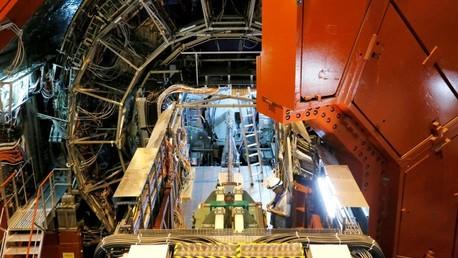 El Gran Colisionador de Hadrones