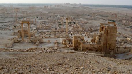 La histórica cuidad de Palmira