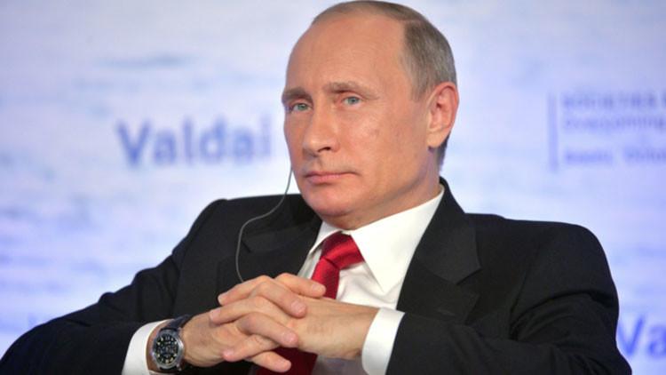 """""""Putin es el número uno en la política exterior del mundo"""""""