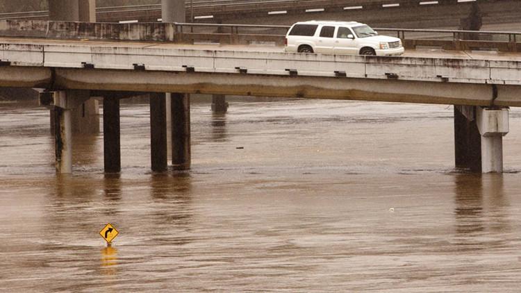 Así ha quedado Texas tras el destructivo temporal (VIDEO, FOTOS)