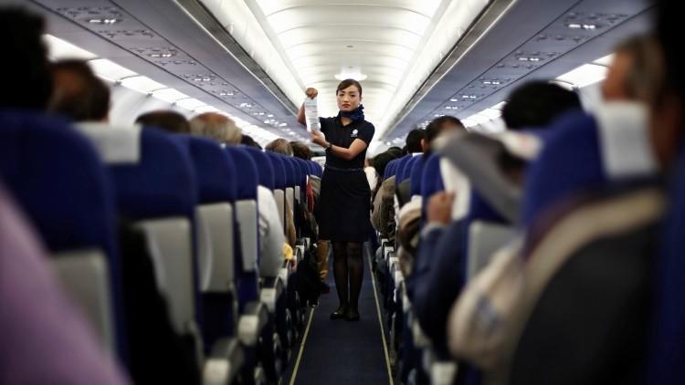 Cómo sobrevivir a un accidente del avión.