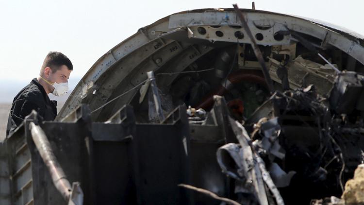 Todo lo que se sabe y no se sabe sobre la catástrofe del Airbus A321 en Egipto