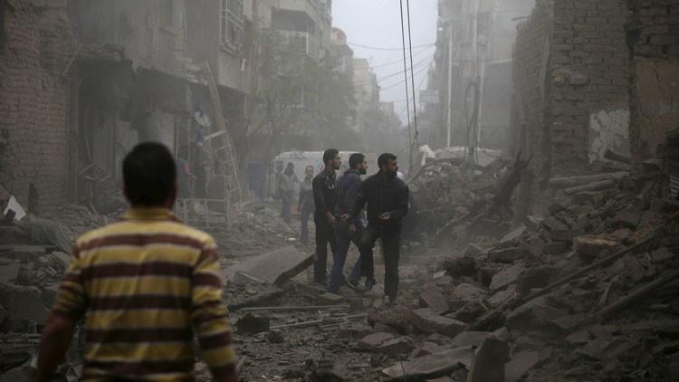 """'The New York Times': Las acciones de Obama en Siria parecen """"la improvisación continua"""""""
