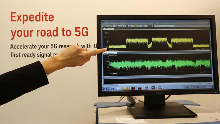 Espectros 5G