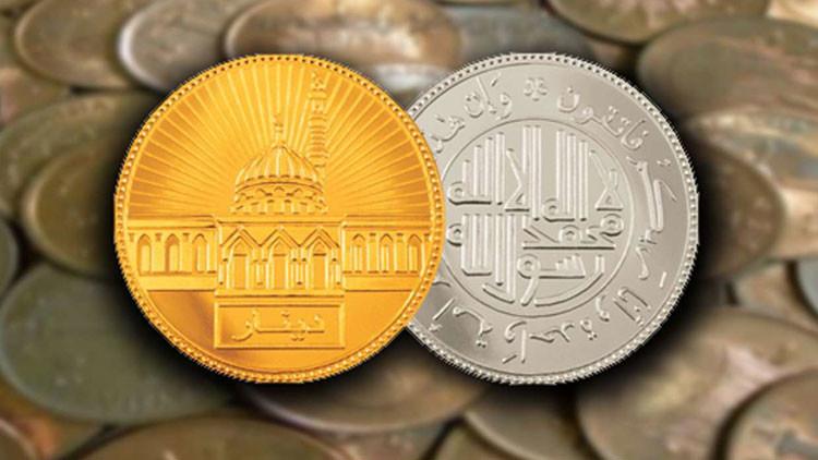 Monedas del Estado Islámico