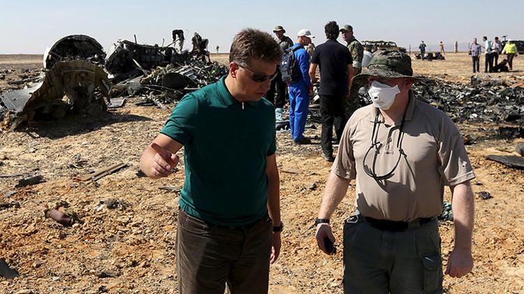 Tres posibles causas de la tragedia del Airbus A321 ruso en Egipto