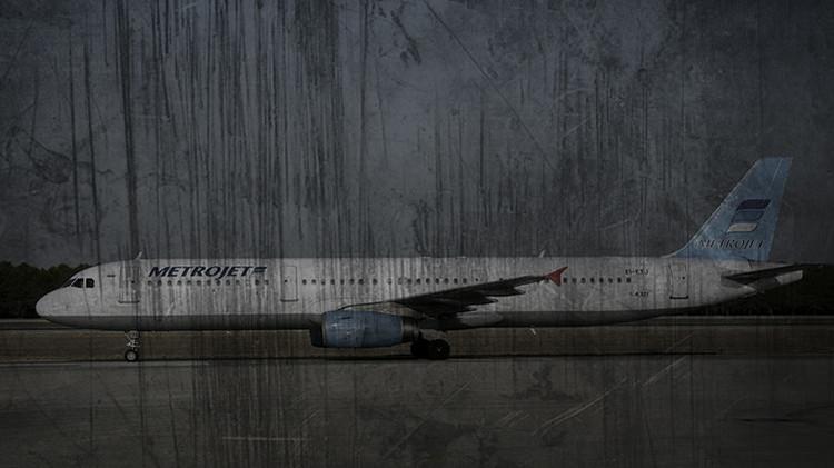 Siniestro del avión ruso en Egipto