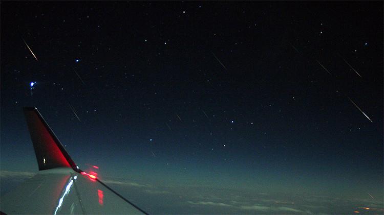 Prepárense para las sorpresas en noviembre: Lluvias de meteoritos y 'baile' de planetas