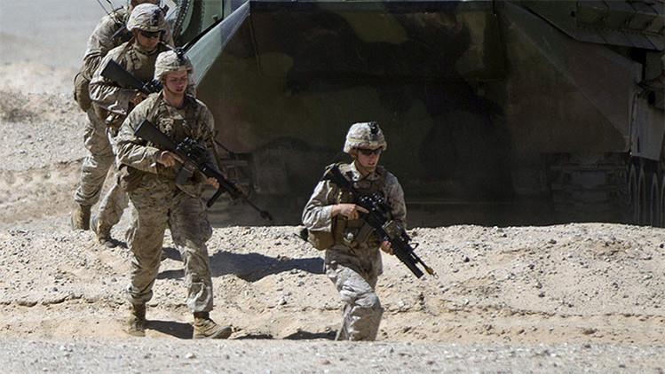 """""""EE.UU. planea poner en peligro sus tropas en Siria con el fin de desatar una nueva crisis"""""""