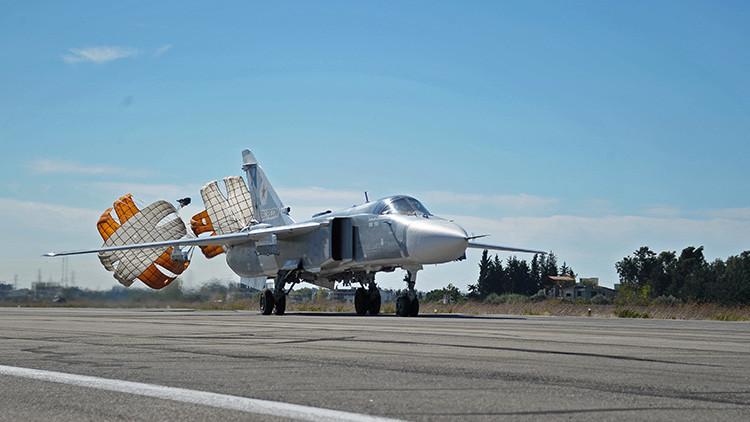 """""""Rusia tiene más opciones que cualquier otra potencia para resolver el conflicto en Siria"""""""
