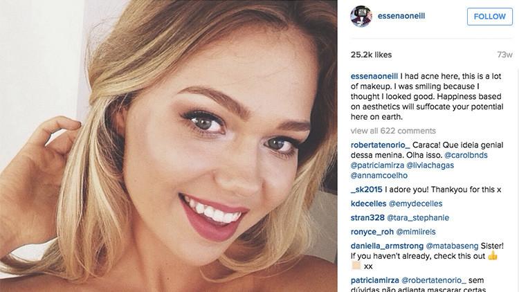 Una joven celebridad de Instagram revela cómo engañaba a sus fans con fotos 'perfectas'