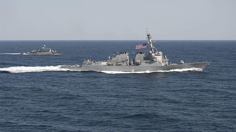 """EE.UU. sobre el mar de China Meridional: """"Operaremos allí donde lo permita el derecho internacional"""""""