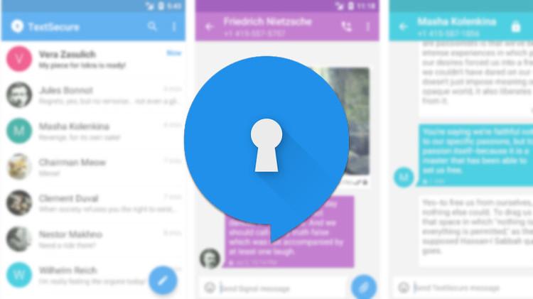 Snowden revela cúal es la aplicación que usa a diario para comunicarse de forma segura