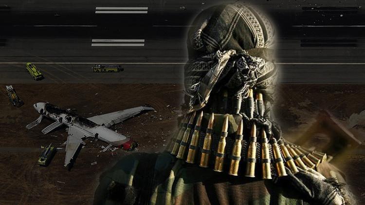 Aviones de pasajeros que se convirtieron en objetivos de atentados terroristas