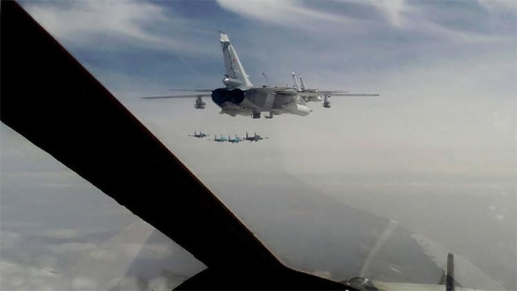 Bombarderos rusos 'profundizan' su éxito en Siria: llega la hora de las bombas antibúnker