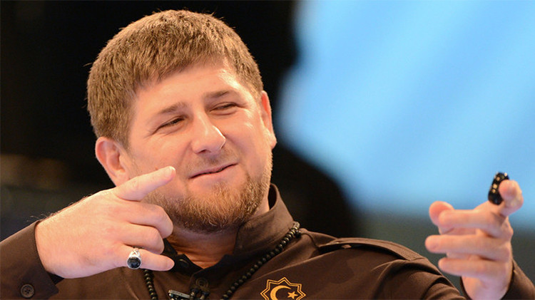 Previenen un atentado contra el líder de Chechenia Ramzán Kadýrov