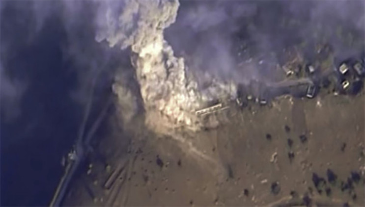 Rusia atacó más de 2.000 objetivos terroristas en Siria desde el inicio de la operación