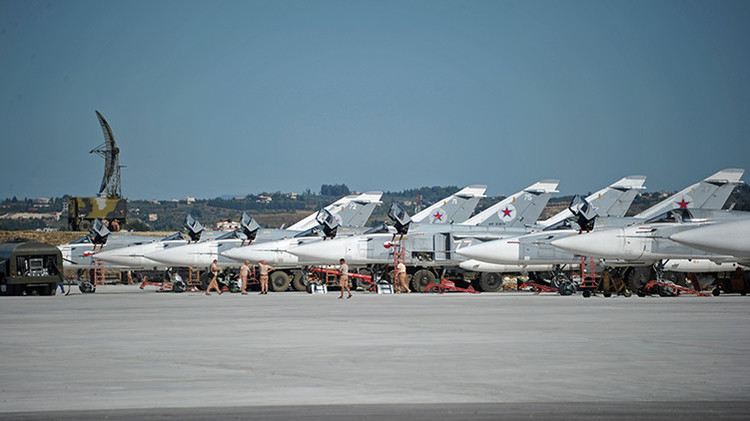 """""""La aviación rusa en Siria convenció a los patrocinadores del EI de que su apoyo no tiene sentido"""""""