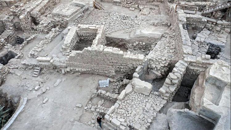 Israel: hallan la legendaria fortaleza desde la que los griegos controlaban Jerusalén
