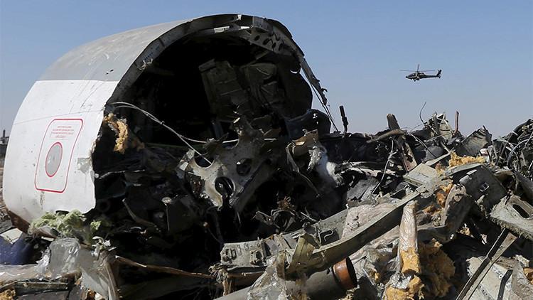 """Egipto: """"Todo indica que el siniestro del avión ruso A321 se debió a un problema técnico"""""""