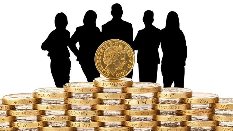 La pirámide mundial de la riqueza: ¿Cómo se distribuyen las fortunas en el mundo?