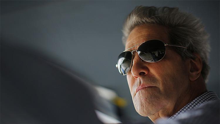 """John Kerry: """"Rusia es una gran potencia con una Fuerza Aérea muy capaz"""""""