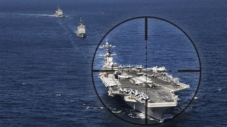 La Marina de EE.UU.: Los portaaviones estadounidenses podrían resultar ineficaces ante sus rivales